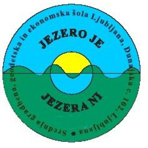 JEZERO JE - JEZERA NI